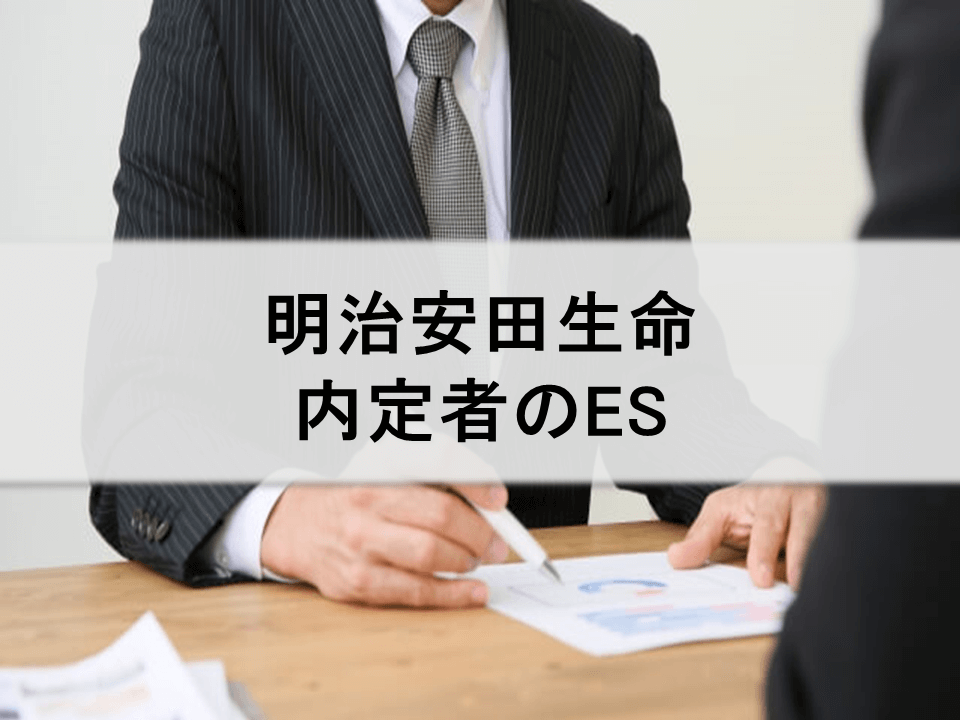 職 法人 営業 明治 安田 総合 生命 企業研究:明治安田生命保険